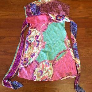 Alice & Trixie Dresses & Skirts - Alice & Tricia 100% Silk Dress