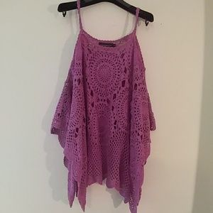Eternal Sunshine Creations Tops - Bohemian knitt top