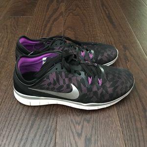 Nike Women's Free 5.0 TR FIT Metallic