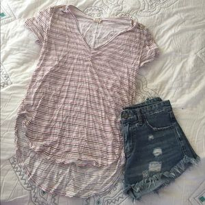 Anthropologie Tops - Anthropologie striped top
