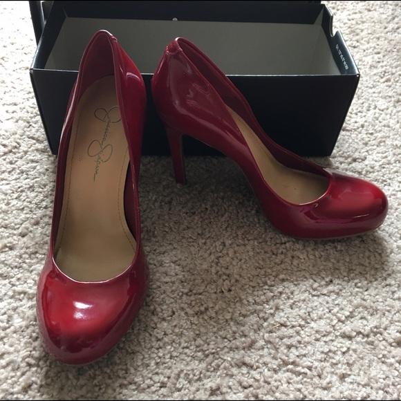 Jessica Simpson Size 8 Us Women's Shoes Black - $