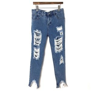Denim - 🌵HP🌵Distressed Jeans