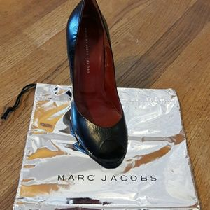 Marc by Marc Jacobs Shoes - Marc Jacobs peep toe heels