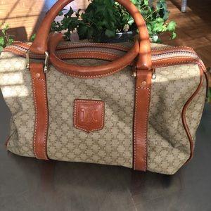 Celine Handbags - Vintage/Celine Boston Speedy Bag