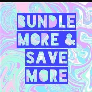 Other - Bundle More & Save MORE!