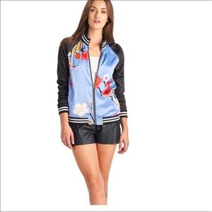 Alice Blue  Jackets & Blazers - 💦Arrived 💦 Alice Blue Bailey Bomber Jacket