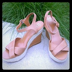 BCBGeneration Shoes - BCBG WEDGES * FINAL PRICE! Get them now!!