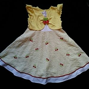 Youngland Other - Youngland sun dress - size 4T