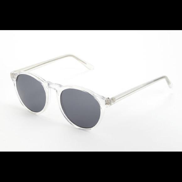 628aba792e80 AJ Morgan Grad School Sunglasses in Crystal