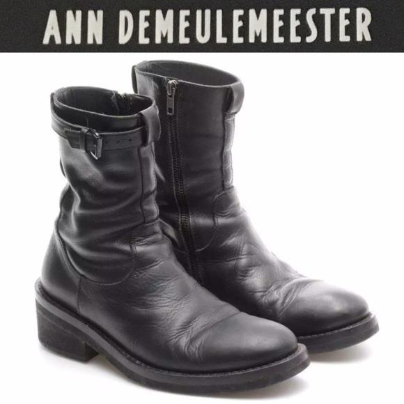 Ann Demeulemeester Shoes Run Big