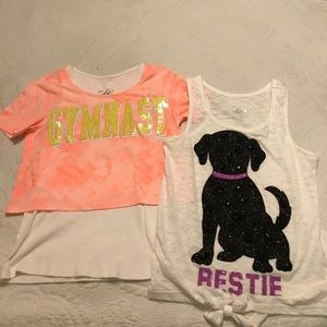 Justice Other - Justice Size 10 tops