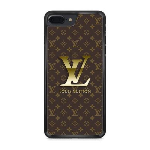 reputable site 90b55 d7539 Faux Louis Vuitton IPhone case for 7 plus