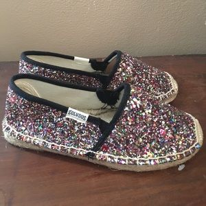 Soludos Other - ADORABLE SHOES FOR YOUR GLITTER LOVING LITTLE  😍