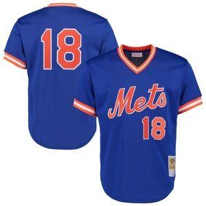 Mitchell & Ness Other - NY Mets Darryl Strawberry Mitchell & Ness Jersey⚾️