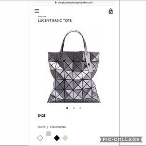 b1551ccec581 Nordstrom Bags - BAO BAO ISSEY MIYAKE REPLICA BAG