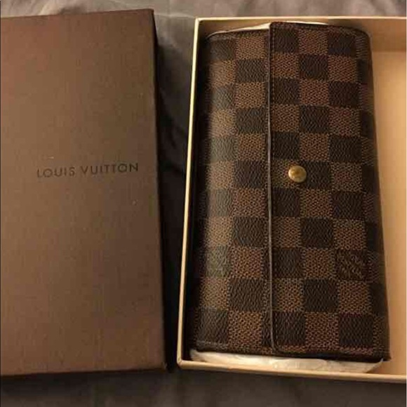 Images For Images For Louis Vuitton Made In France >> Authentic Louis Vuitton Wallet Made In France