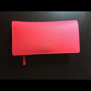 Kate spade street Stacy leather wallet