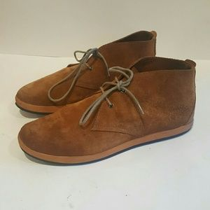 Timberland Other - TIMBERLAND SIZE 10.5 CANEL SUEDE CHUKKA BOOTS