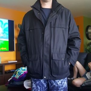 Michael Kors men's jacket w/ zip out liner.