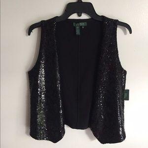 Ralph Lauren vest. Size M