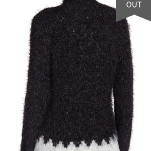 Feel The Piece Sweaters - Feel The Piece Gaby Sweater in Black