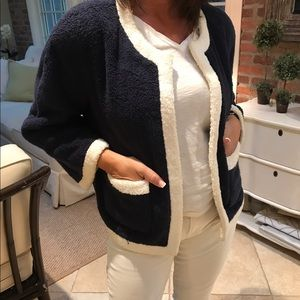 CHANEL Jackets & Blazers - Vintage CHANEL terry cloth blazer