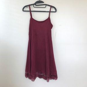 Adam Levine Collection Dresses & Skirts - Maroon dress