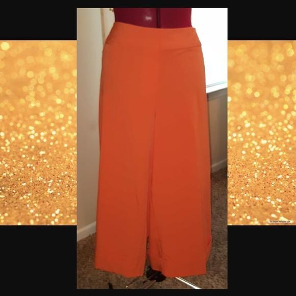 a95f0894e77 Ashley Stewart Pants - Ashley Stewart Plus Size 20W Gaucho Pants