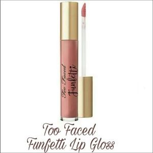 Too Faced Other - TOO FACED Funfetti Limited Edition Lip Gloss