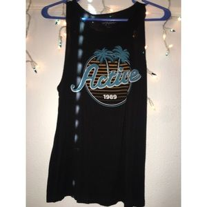 Active Ride Shop Tops - Active tank top!!