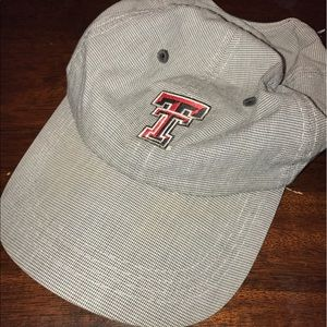 Accessories - Texas Tech Red Raiders Hat!! Lightly Used!!