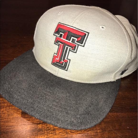 610b26c6 Texas Tech Red Raiders Hat