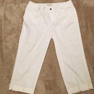 Sejour Pants - SEJOUR Cropped Pants