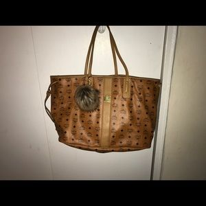 MCM Handbags - Mcm large tote!
