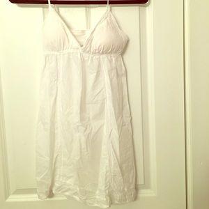 VS PINK White Dress
