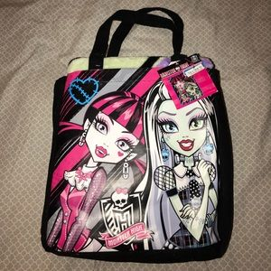 monster high Other - Monster High tote and throw set