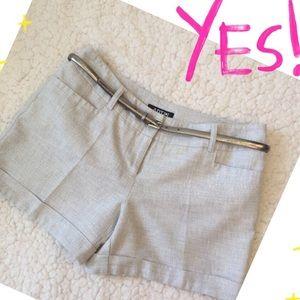 Apt.9 Pants - Sexy,  fashionable linen & cotton blend short. 💋