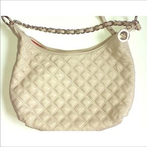 The Sak Handbags - Cream color The Sak quilted leather purse