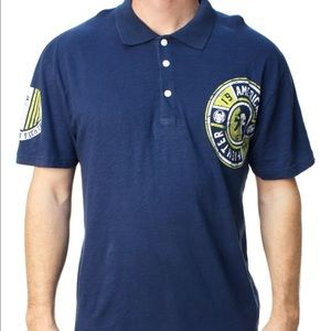 American Fighter Other - American Fighter Affliction polo shirt XL NWT