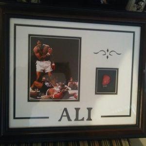 Ali memorabilia for sale