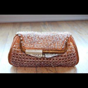 RARE Fendi Evening Bag - Crystal Covered!