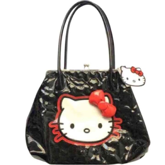 NWT Loungefly Hello Kitty Purse e9804f3837278