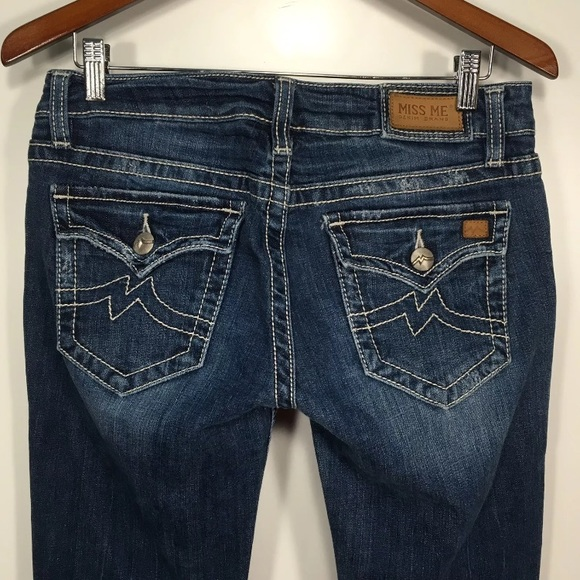 ebf076e95fb Miss Me Jeans | Irene Boot Cut Distressed Size 30 | Poshmark