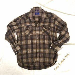 Pendleton Other - Pendleton-Virgin Wool Shirt