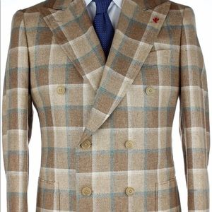 Isaia Other - Isaia double breasted blazer