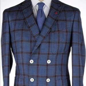 Isaia Other - Isaia doble breasted blazer