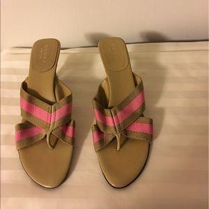 Gucci Shoes - 🎉Flash 24hrs Sale Authentic Gucci Vintage Sandals