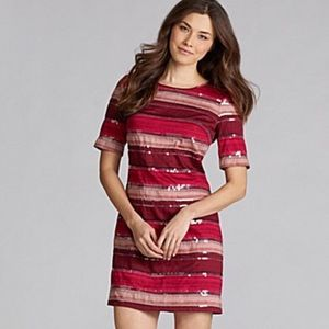 Chelsea & Violet Dresses & Skirts - Chelsea & violet striped sequin shift dress