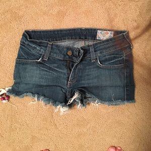 Siwy Pants - Siwy Jean Shorts