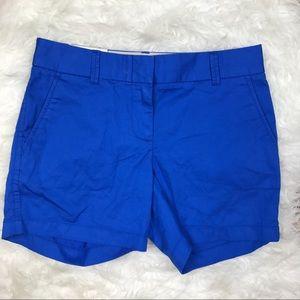 J. Crew Factory Pants - NWT J. Crew Factory Blue Chino Shorts